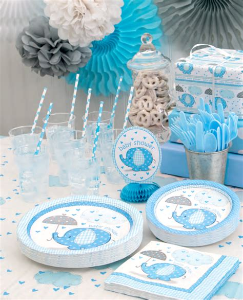 Baby Boy Elephant Themed Baby Shower by The Best Baby Shower Themes Of 2017 Baby Shower Supplies