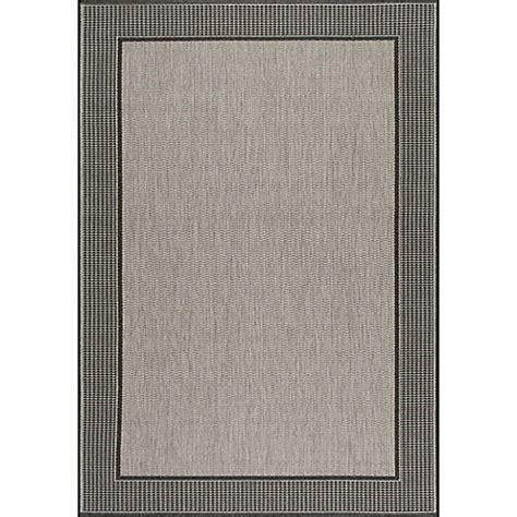 11 x 14 outdoor rug buy nuloom gris indoor outdoor 9 foot 11 inch x 14 foot area rug in grey from bed bath beyond