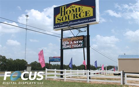 The Home Source | the home source focus digital displays