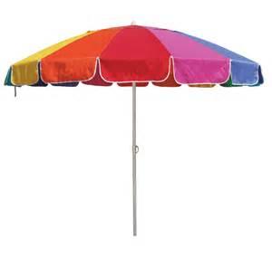 Pink Patio Umbrella Beach Umbrella In Rainwear