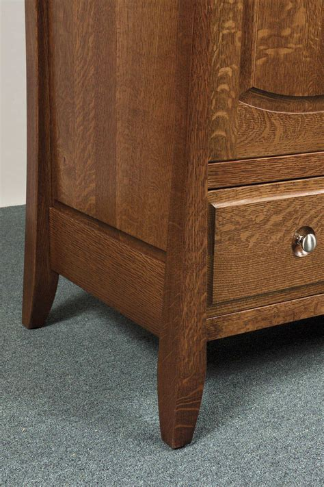 Banbury Collection Triple Dresser Amish Valley Products Banbury Bedroom Furniture