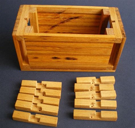 woodworking puzzle box wooden puzzle box woodworking projects plans