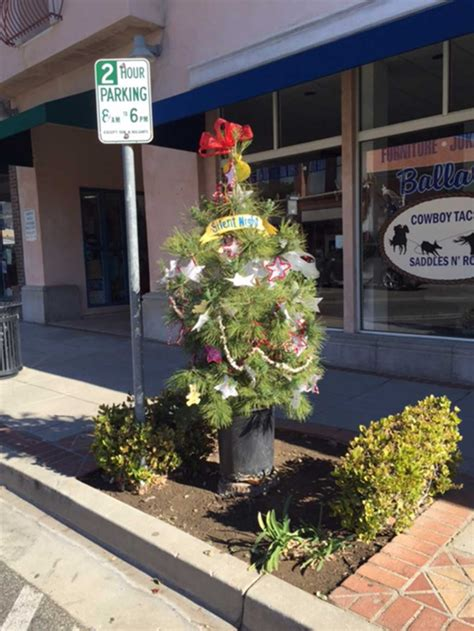 christmas trees in fillmore season comes to fillmore the fillmore gazette