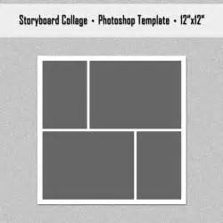 3 Photo Collage Template by Storyboard Photo Collage Template Photoshop Template