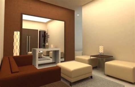 warna cat ruang tamu minimalis  cantik  elegan