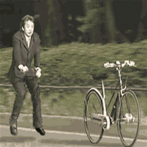Lu Tembak Sepeda dp bbm lucu lari mengejar sepeda dp bbm lucu animasi bergerak