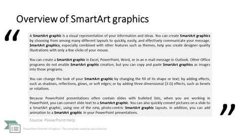 definition theme microsoft powerpoint powerpoint smartart graphics the complete collection