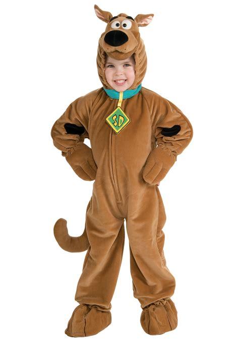 scooby doo costume child deluxe scooby doo costume
