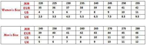 shoe size chart louboutin christian louboutin shoe chart size