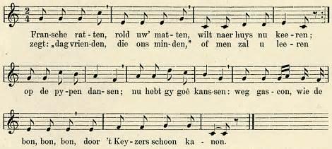 matten matten meeren lied florimond duyse het oude nederlandsche lied deel 2