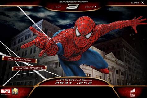 spider man swinging game spiderman 3 rescue mary jane game spiderman games