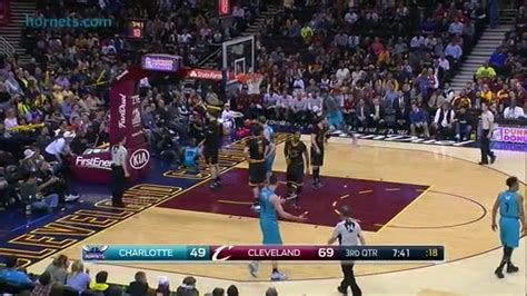 Nba Stand Mba by Hornets Highlights Kemba Walker 4 3 16 Hornets