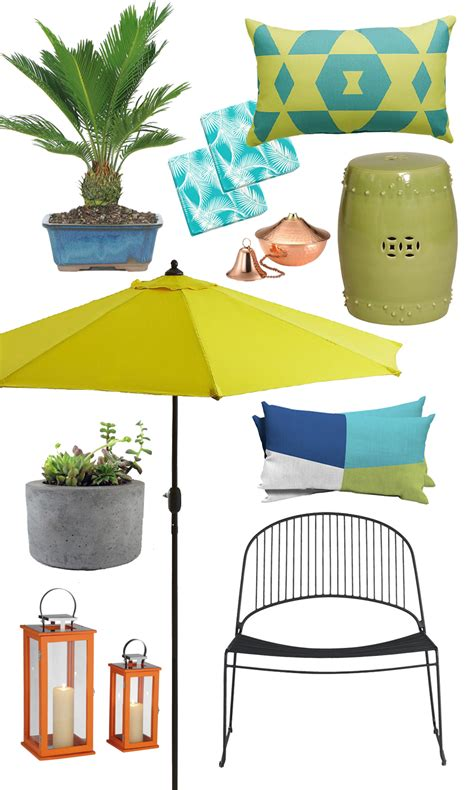 backyard accessories bright patio accessories popsugar home