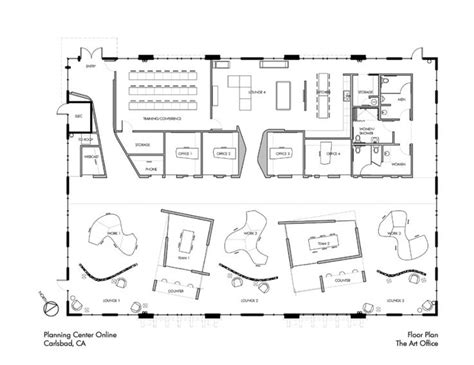 office space floor plan creator office space floor plan creator modest on floor for best 14 coworking spaces floorplans images