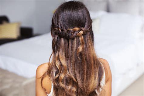 doctor locks on how to waterfall braid loop waterfall braid luxy hair