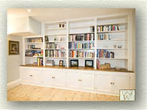 Fitted Bookshelves Fitted Bookshelves Carpentry Joinery In Aylesbury