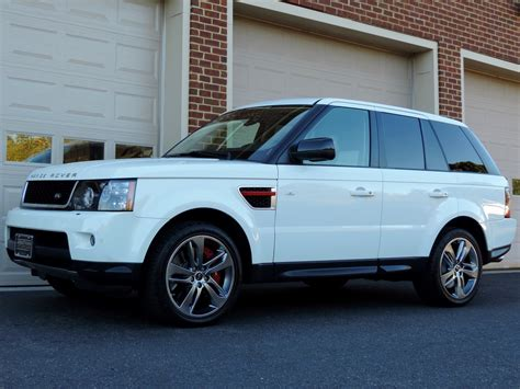 Range Rover Limited Editions by 2013 Land Rover Range Rover Sport Supercharged Limited