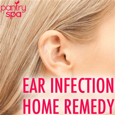 ear infection home treatment dr oz garlic olive ear infection home remedy pantry spa