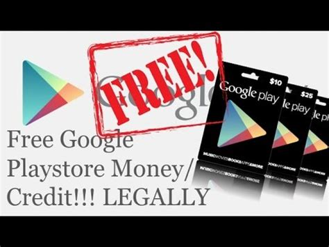 Play Store Money Free Play Store Money 100