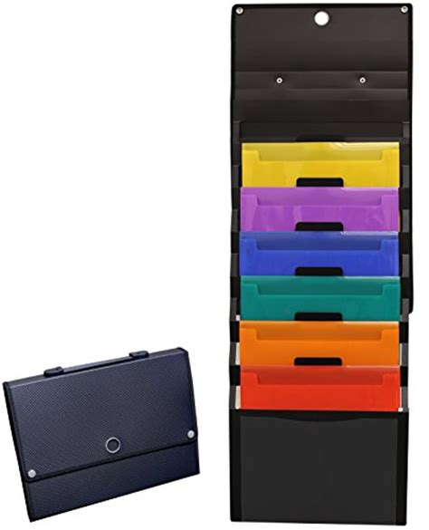 amazon com i love lucy wall pocket with 3 magnets home wall mount file pocket paper letter organizer removable