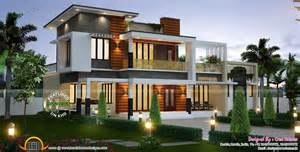 What Is A Contemporary House bedroom modern completed house keralahousedesigns