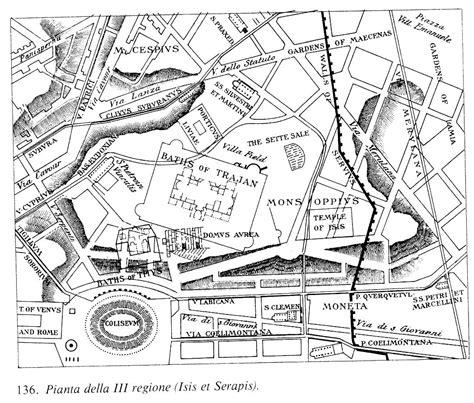 Build A Floorplan file pianta regio iii da lanciani jpg wikimedia commons