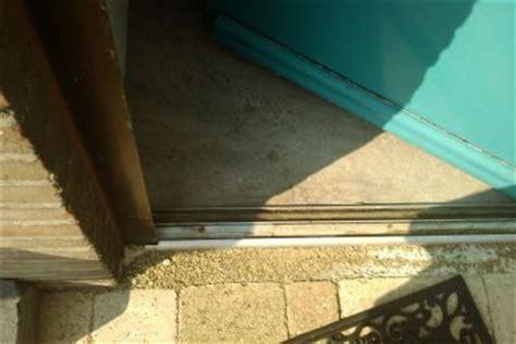 drempel deur gamma regendoorslag voordeur