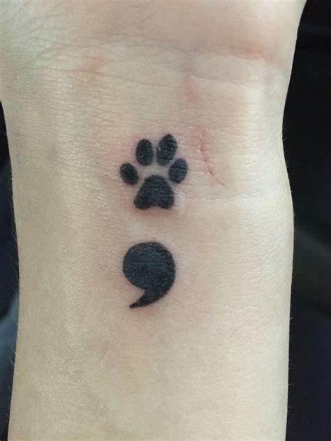 tattoo cat paw best 25 cat paw tattoos ideas on pinterest paw print