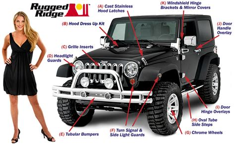 Accessories For Jeep Jeep Wrangler Accessories Images