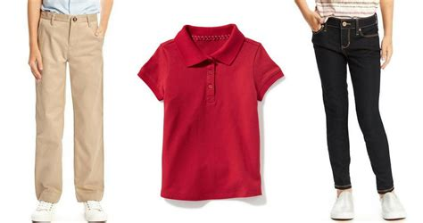 navy sale 50 back to school clothes