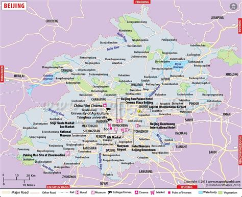 beijing map beijing the city of the throne ni hao beijing