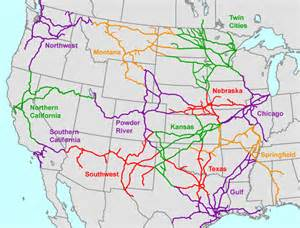 Bnsf Route Map by Map Of Bnsf Railroad Track Pictures To Pin On Pinterest