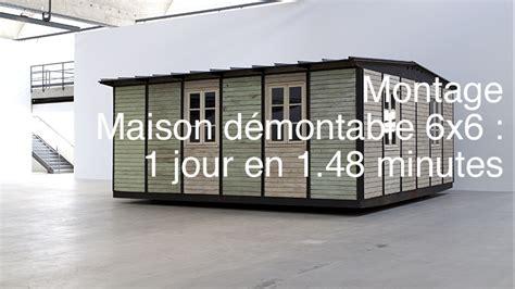 Maison Demontable Transportable by Jean Prouv 233 Maison D 233 Montable 6x6 M 1944 Vid 233 Os