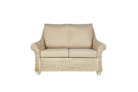 Rattan Conservatory Sofa by Rossby Wicker Rattan Conservatory Furniture Sofa