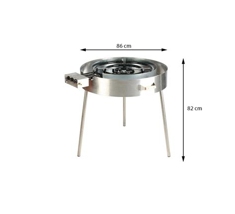 Oven Gas Taiwan grillsymbol paella gas stove tw 960 grillsymbol