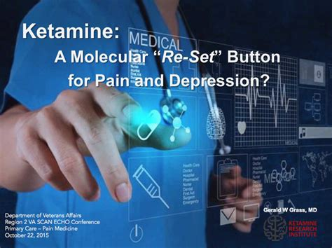 Ketamine For Rapid Detox by Ketamine Clinic Florida Director Trained In Prestigious