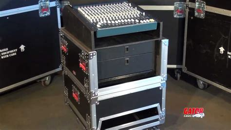 Console Rack by Gator Cases G Tour Grc 1406 Console Rack