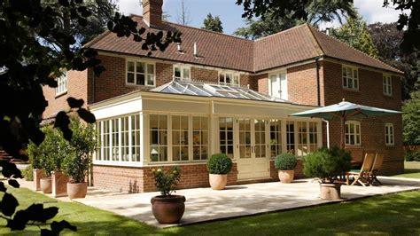 Open Floor Plans With Large Kitchens kitchen extension orangery berkshire david salisbury