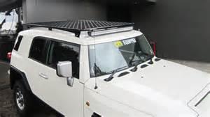 Toyota Fj Cruiser Roof Rack Flat Or Platform Deck Roof Rack