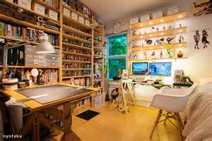 Otaku Bedroom posted on august 7 2016 by frasbob