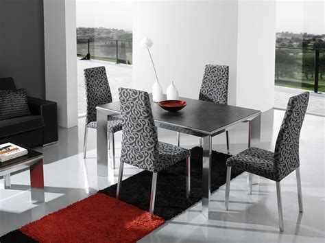 modern dining sets all modern dining room sets design ideas and inspiration