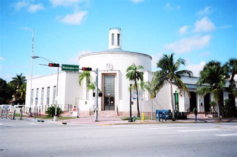Miami Post Office by Miami Post Office Miami Tripomatic