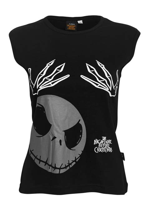 Nightmare Before Clothing - nightmare before vest attitude clothing