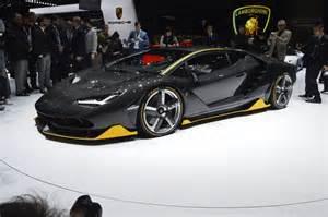 Geneva Motor Show Lamborghini Lamborghini Centenario 2016 Geneva Motor Show 3 Speedlux