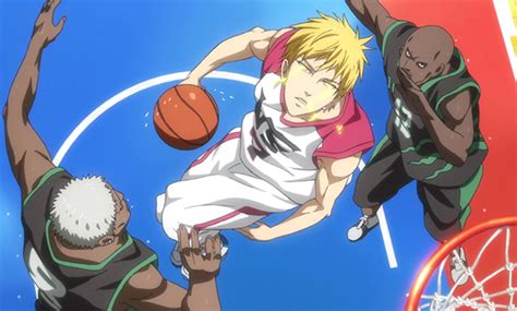 film anime basket le film anime kuroko no basket last game en trailer 2