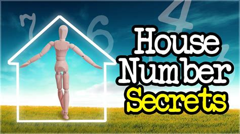 house numerology house number numerology what your house number means youtube
