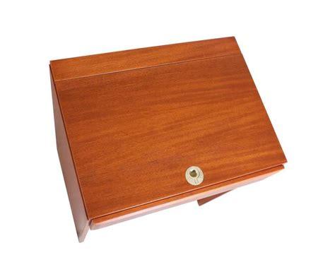 Flip Top Vanity Table Modern Flip Top Teak Dressing Or Vanity Table For Sale At 1stdibs