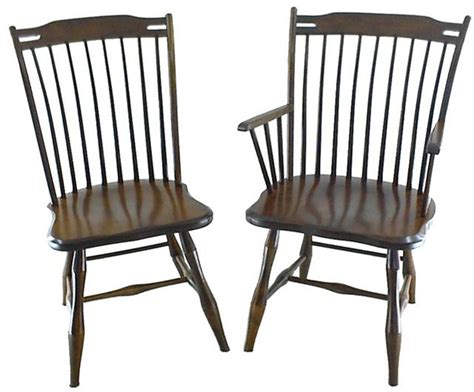 Handmade Dining Room Chairs - amish classic lansing dining room chair