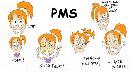 pmdd mood swings what happens during the pms