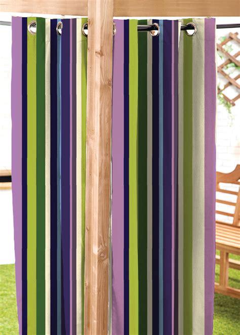 Weather Resistant Curtains Outdoor Water Resistant Garden Curtains Patio Pergola Gazebo Decor Ebay